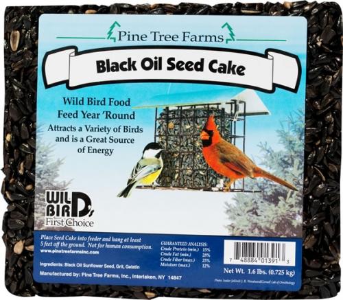 Pine Tree Farms, Black Oil Seed Cake