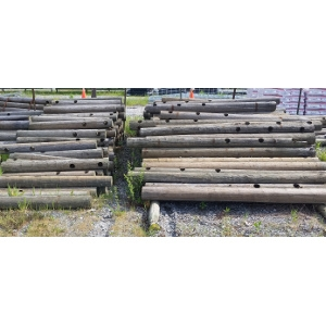 Doweled Wood Posts CLOSE OUT Sale