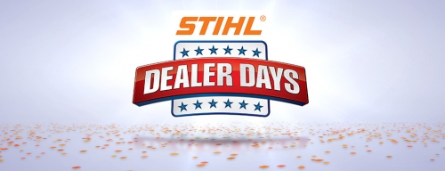 STIHL DEALER DAYS