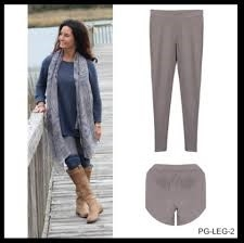 Chino Leggings by Simply Noelle