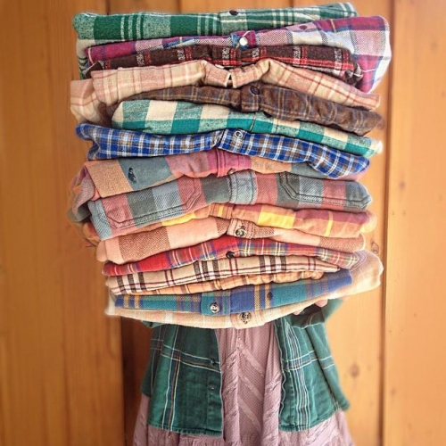 Farmstead Vintage Washed Flannels