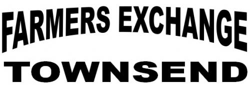 Farmers' Exchange Townsend Logo