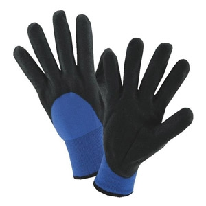 West Chester Winter Lined Nitrile Coated Glove