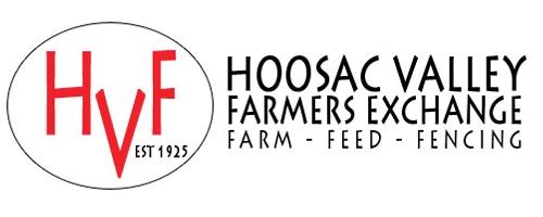 Hoosac Valley Farmers Exchange Logo
