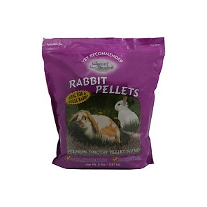 Sweet Meadow Rabbit Pellets 10lb $6.99
