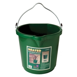 Heated Flat Back Bucket 5gal $39.99