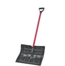 "18"" Poly Snow Shovel for $14.50"