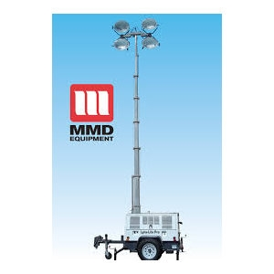 MMD 4000 watt Light Tower with 8KW Generator