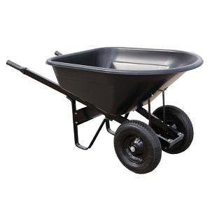 Master Gardner Yard Tek Pro Wheelbarrow 8 cu ft