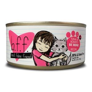 Weruva B.F.F. Tuna & Bonito Be Mine Cat Food 5.5oz Can