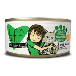 Weruva B.F.F. Tuna & Pumpkin Valentine Cat Food 5.5oz Can