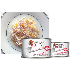 Weruva Truluxe Peking Ducken Cat Food 6oz Can