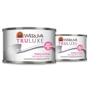 Weruva Truluxe Pretty In Pink Cat Food 6oz Can