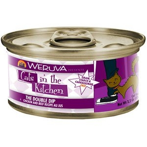 Weruva® Cats in the Kitchen The Double Dip Wet Cat Food