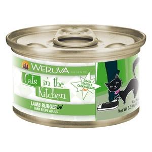 Weruva® Cats in the Kitchen Lamb Burgini Wet Cat Food