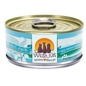 Weruva® Mack and Jack Wet Cat Food