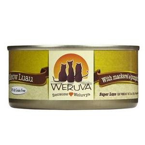 Weruva® Meow Luau Wet Cat Food
