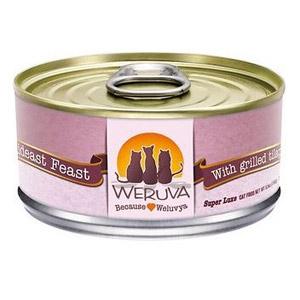 Weruva® Mideast Feast Wet Cat Food