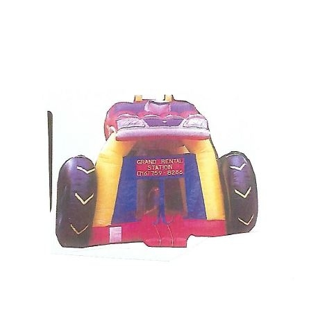 Monster Truck Bounce House for $1500