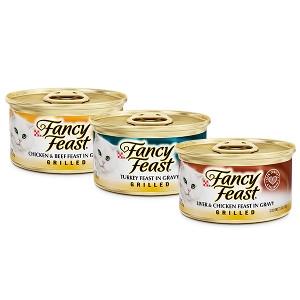 Fancy Feast Canned Cat Food 3oz