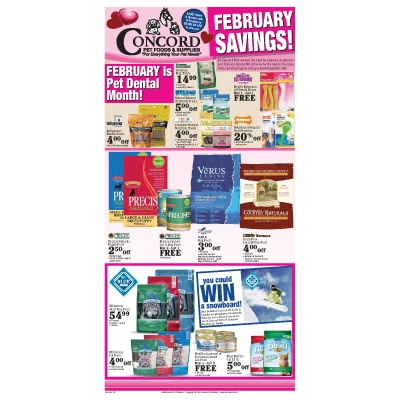 February Savings