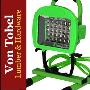 $10 off Ultra bright 30 SMD LED Work Light