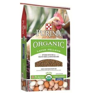 Purina® Organic Layer Pellets
