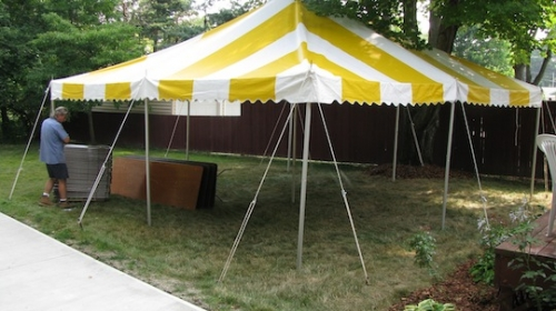 20'x20' Canopy Package-A