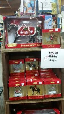 2015 Holiday Breyer Toys