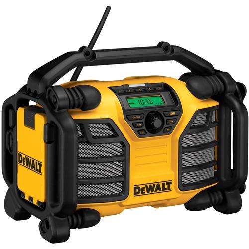 DeWalt 12V/20V MAX* Worksite Charger Radio $159