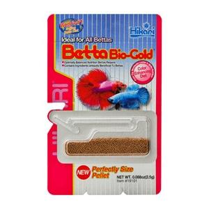 Hikari Betta Bio-Gold, 2.5g Betta Food