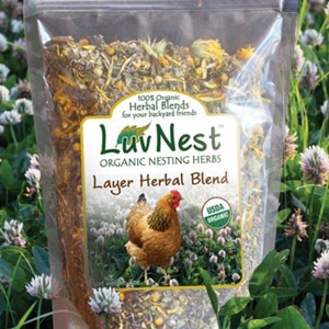 Luv Nest™ Layer Blend for Chickens