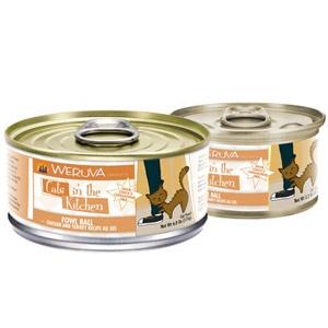 Weruva® Cats in the Kitchen Fowl Ball Wet Cat Food 6 oz.