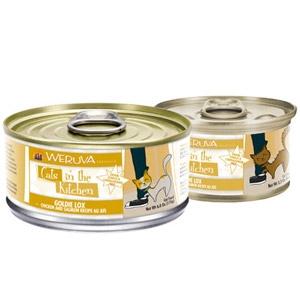 Weruva® Cats in the Kitchen Goldie Lox Wet Cat Food 6 oz.