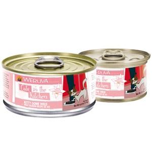 Weruva® Cats in the Kitchen Kitty Gone Wild Wet Cat Food 6 oz.