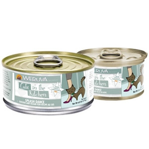 Weruva® Cats in the Kitchen Splash Dance Wet Cat Food 6 oz.
