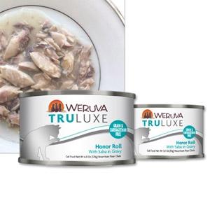 Weruva® Truluxe Honor Roll Wet Cat Food 6 oz.