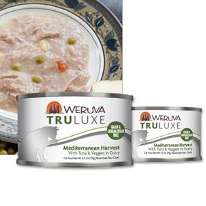 Weruva® Truluxe Mediterranean Harvest Wet Cat Food 6 oz.