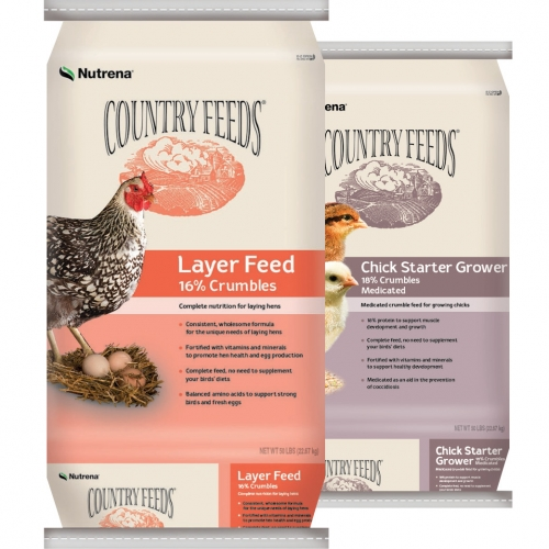 Country Feeds® Poultry Feeds