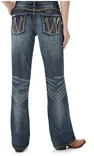 Wrangler® Cowgirl Cut® Ultimate Riding Jean - Shiloh