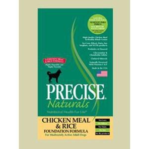 FREE Bag of Precise Dry Food