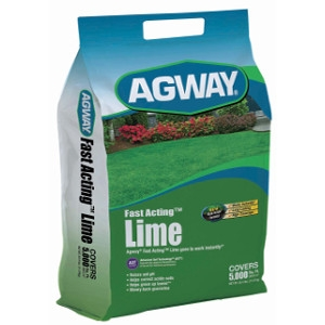 Agway Fast Acting Lime Plus Ast 5m $11.99