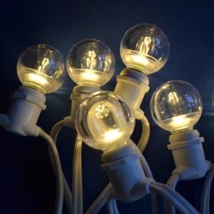 Tent Wares Bistro Lights