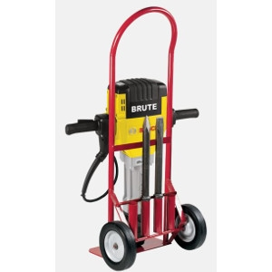 Brute Electric Breaker Hammer with Basic Cart