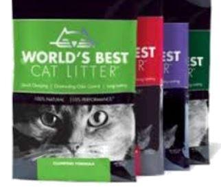 World's Best Cat Litter now $2 off
