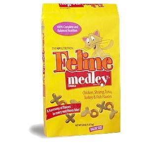 $1 Off Feline Medley