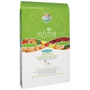 $2 Off Inifina Bison & Potato Recipe 30 lb.