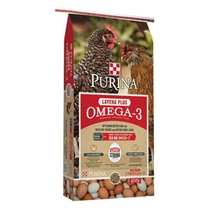 $2 Off Purina Layena Omega 3