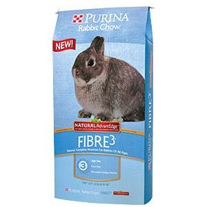$2 Off Purina Rabbit Chow Fibre 3