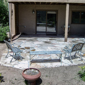 Flagstone Pathways & Patios